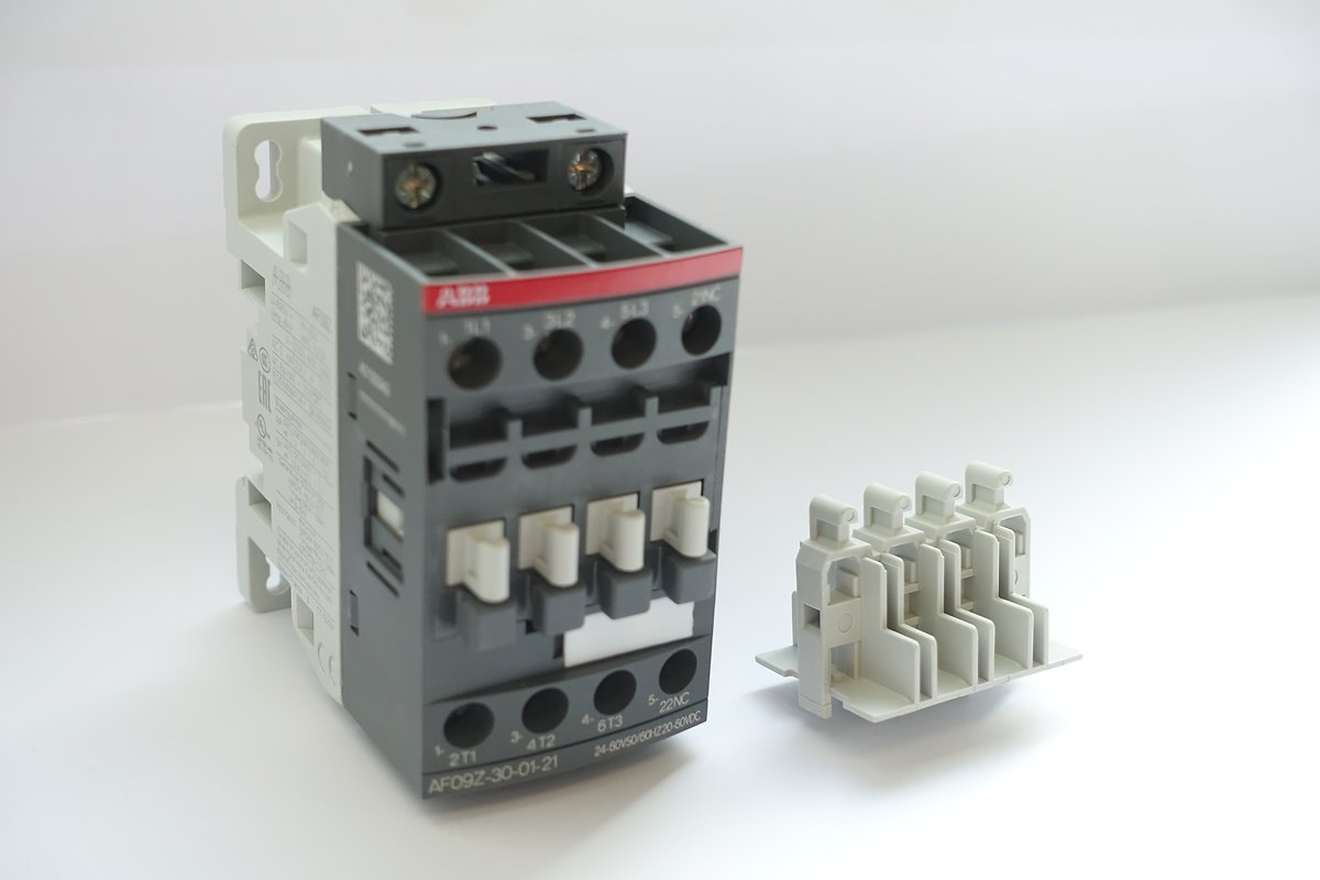 2_HIGH AMPERAGE ELECTRICAL PROTECTION DEVICES_contactor - Technyl One