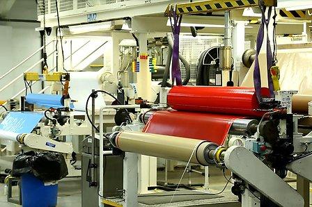 Composites-prepreg-roll
