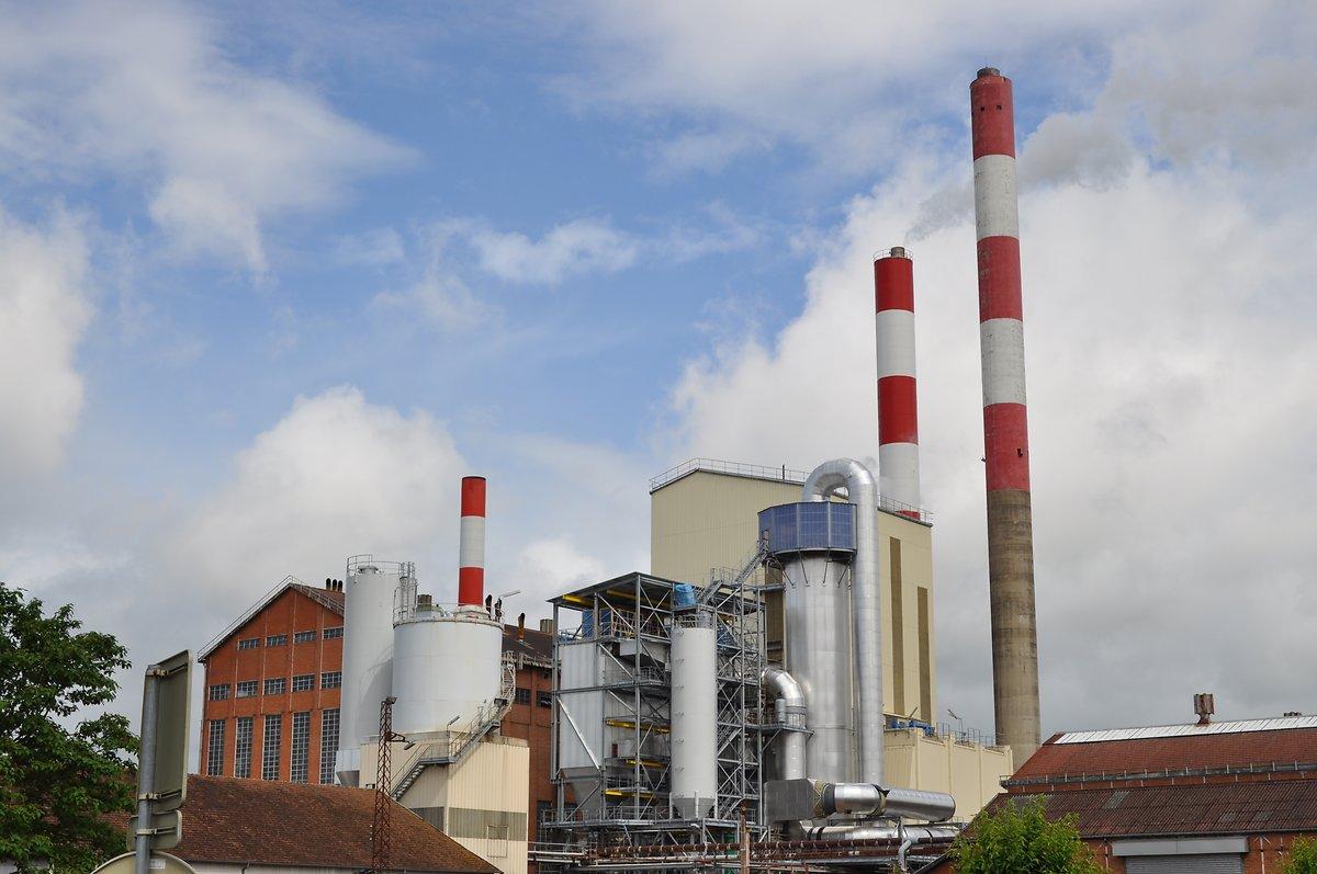 Energy Tavaux unit, France