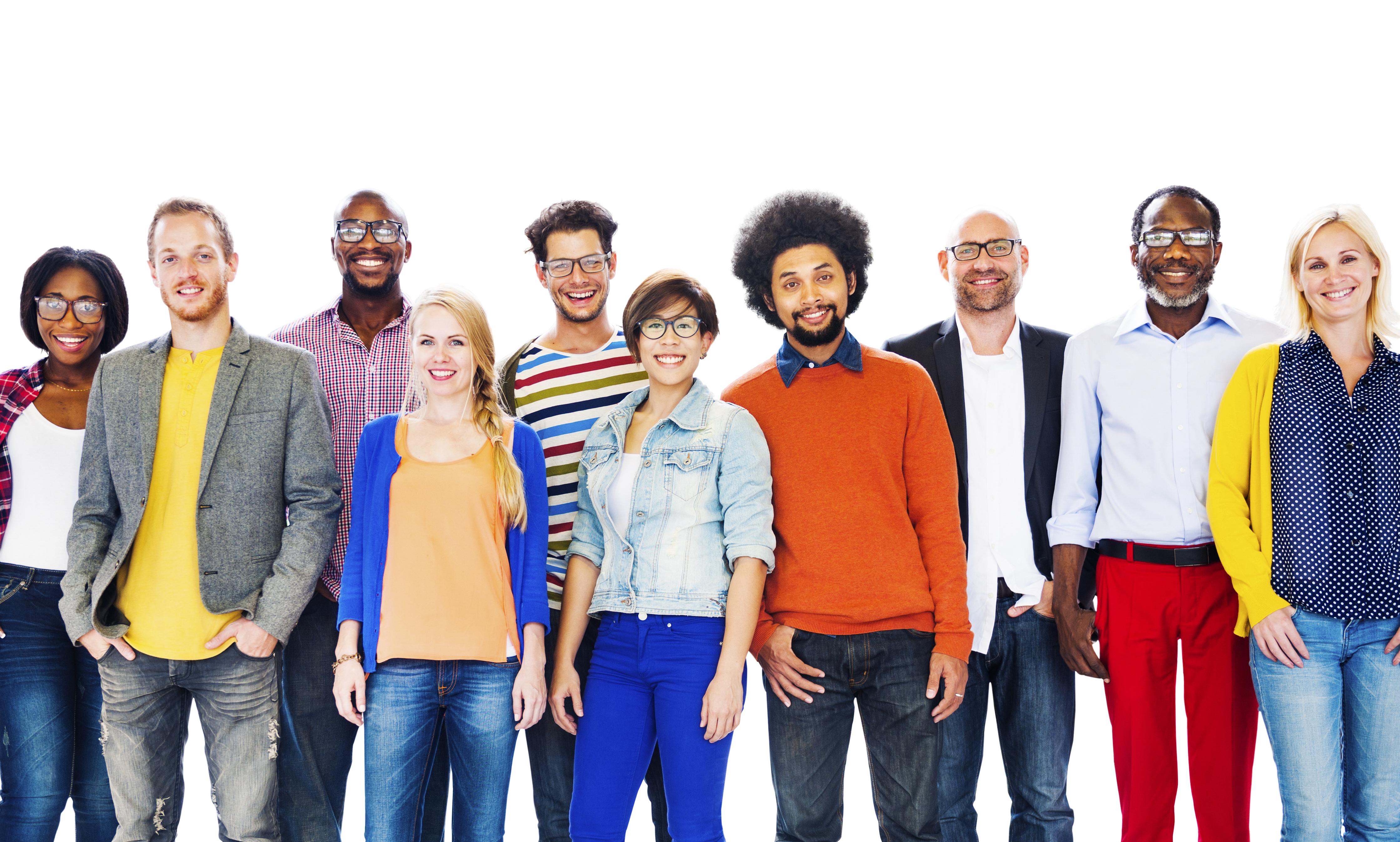 different ethnic group -diversity