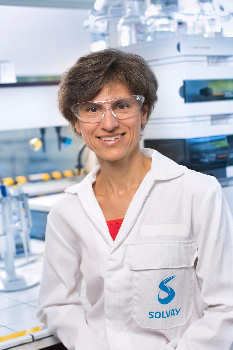 Sylvaine Neveu, Researcher, France