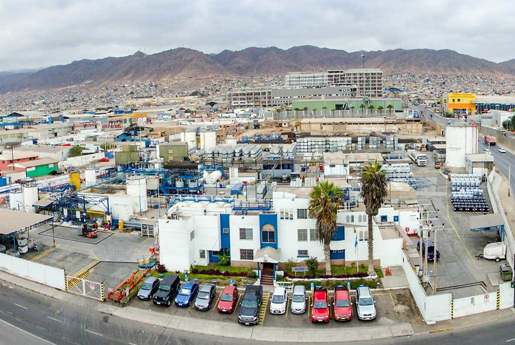 Antofagasta R&I Center