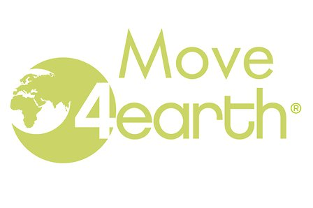 Move4earth Logo