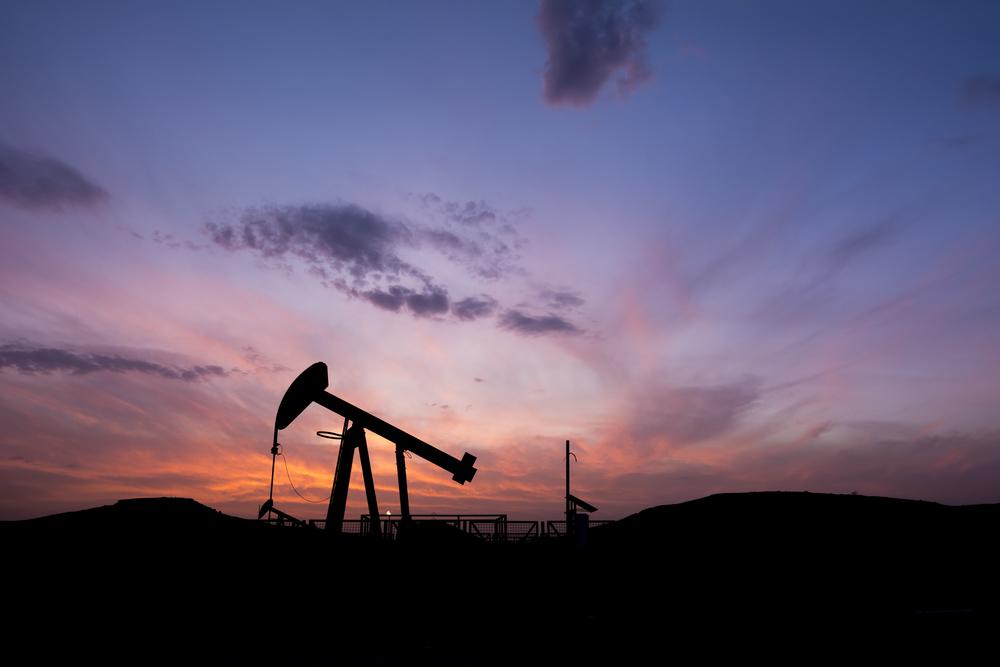 Pump in oil field