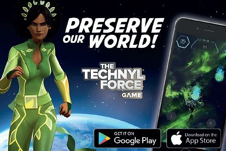 Technyl® Force Game - Preserve our World