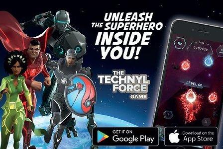 Technyl® Force Game - Unleash the Superhero inside you
