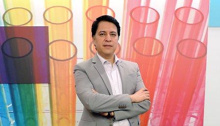 Neil Barrientos Lima - Diretor de Marketing da Solvay Novecare América Latina -  ago 17