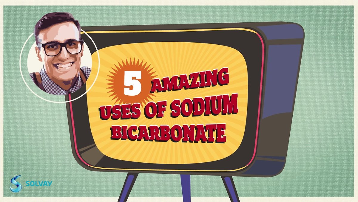 5 amazing uses of sodium bicarbonate