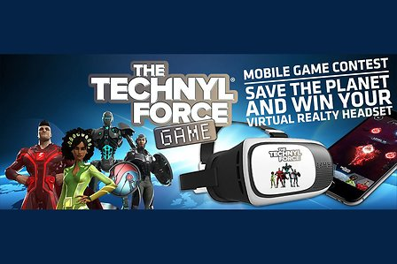 Technyl® Force Game Contest EN