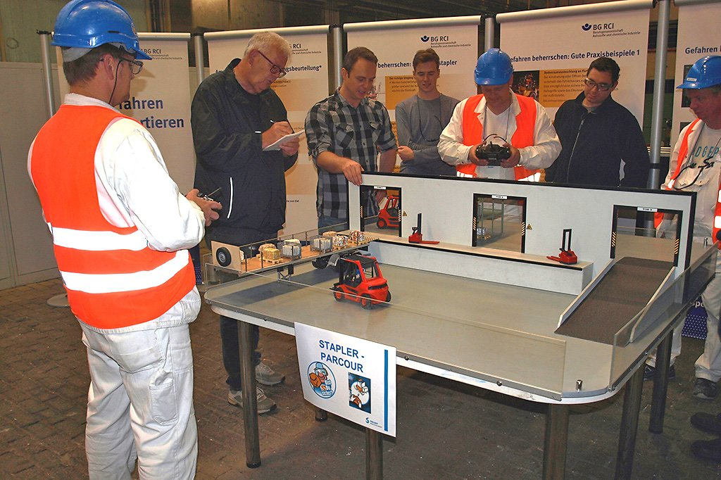 Safety Day in Rheinberg