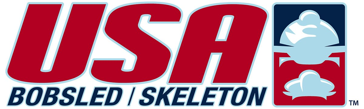 USA Bobsled Skeleton logo