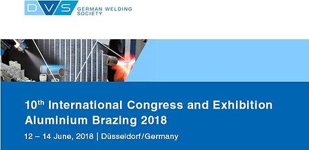 Aluminium-Brazing-Congress-2018