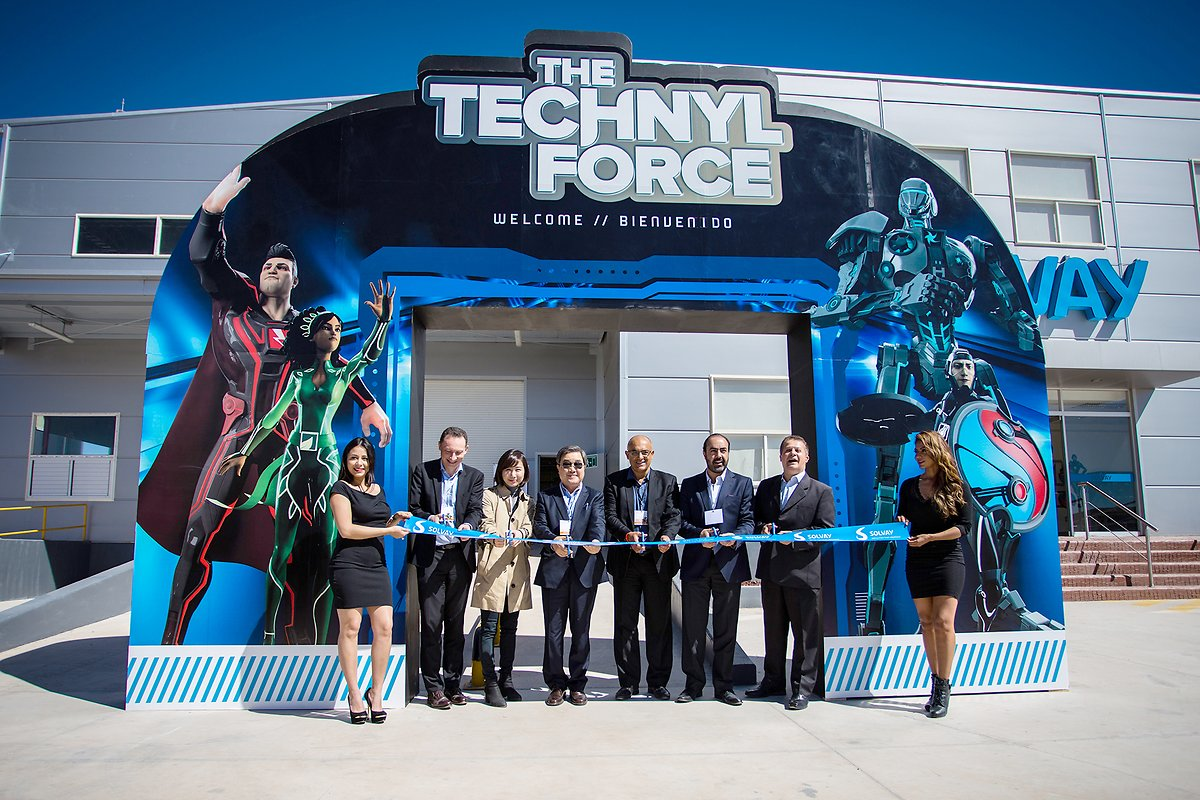 San Luis Potosi Technyl® Unit Grand Opening