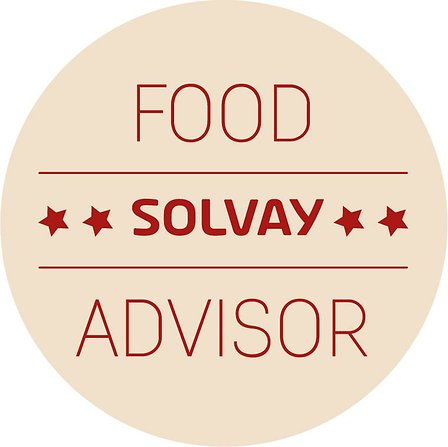 Logo FOOD ADVISOR Approved