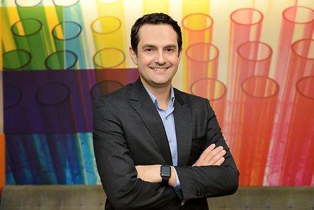 Daniel Franco Vice-presidente global de Solventes da Solvay -  foto em baixa resolução - Eliana Rodrigues - maio 18_Baixa