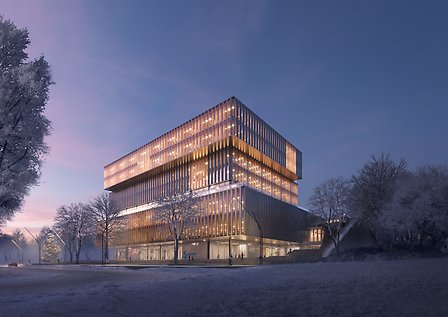 Transformation project of its Brussels headquarters