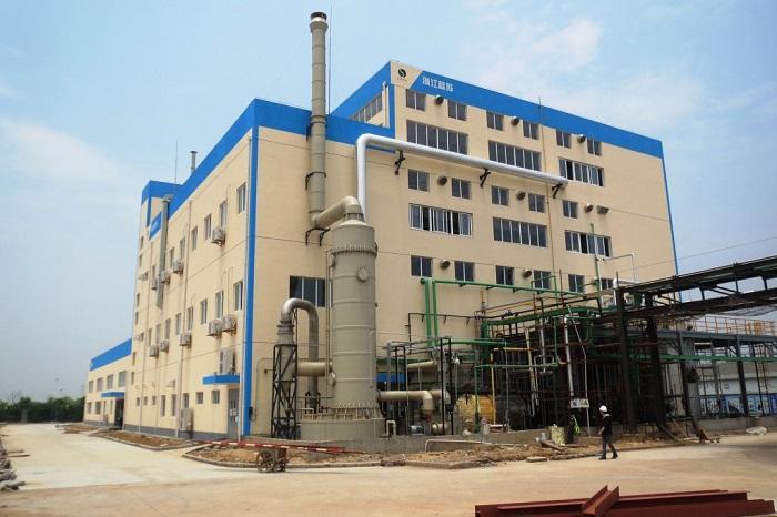 Electronic-Wet-chemicals-Plant-Quzhou
