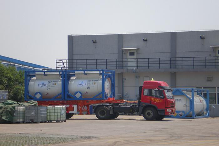 Electronic-Wet-chemicals-Plant-Suzhou
