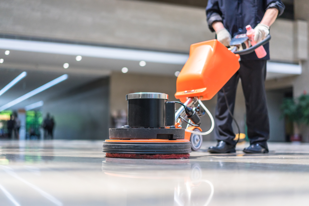 washing-machine-to-clean-the-floor