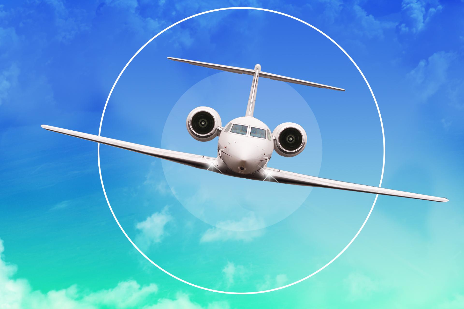 private-jet-in-the-sky