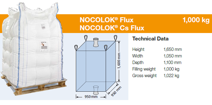 NOCOLOK-packaging-flux-1000kg