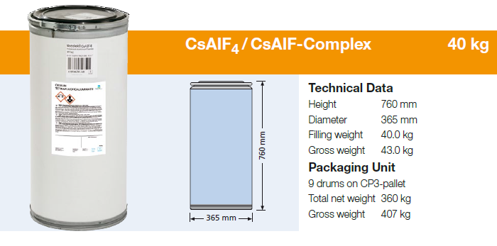 NOCOLOK-packaging-csaif4-and-complex-40kg