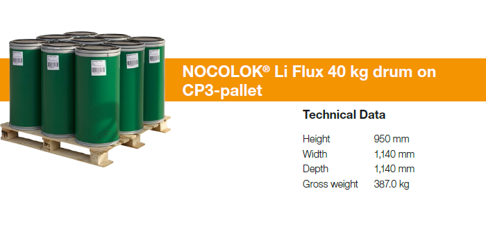 NOCOLOK-packaging-40kg-drum-pallet-li-flux