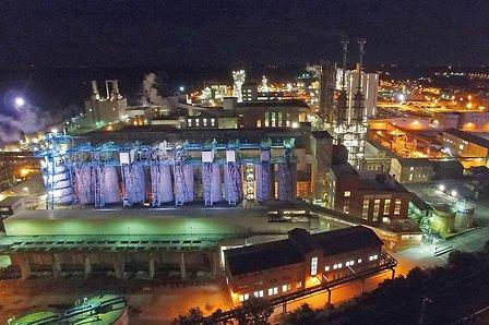Bernburg plant, Germany