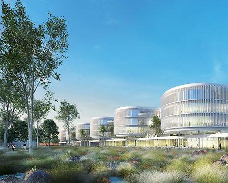Solvay dévoile un ambitieux projet architectural pour son plus grand