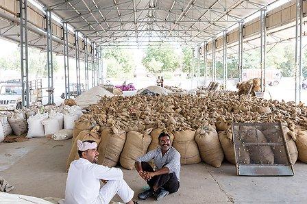 Guar Production Warehouse