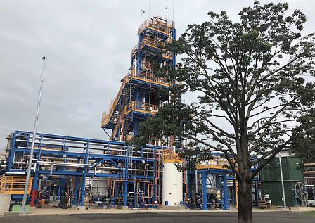 Solvay inaugura nova fábrica de Augeo, solvente de fonte renovável - nov 18