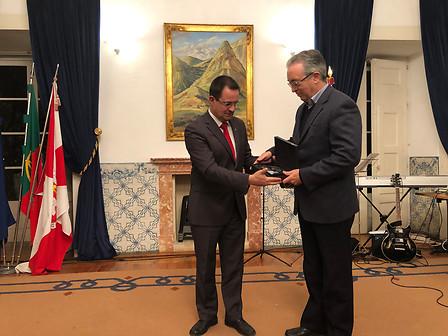 Foto Premio Junta
