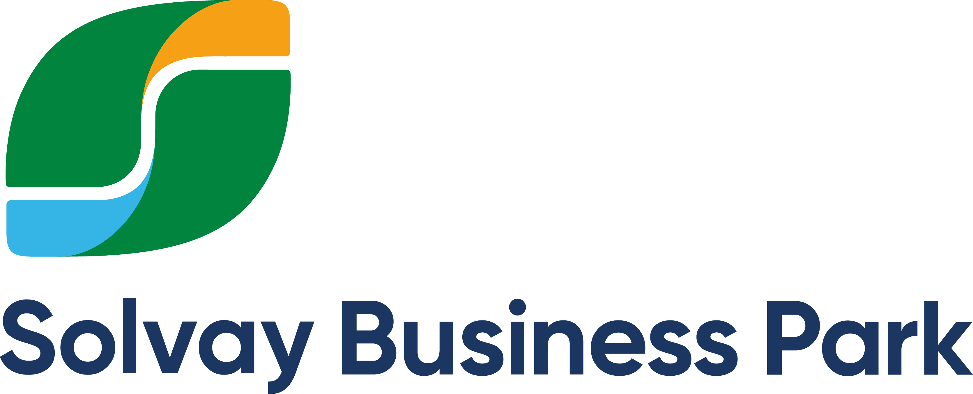 Solvay Buisness Park logo