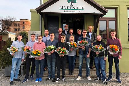 2019-02-07-BBG-Ausbildung erfolgreich abgeschlossen_Solvay-Werk in Bernburg spricht neun Auszubildende frei