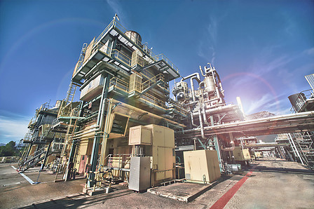 Energy Mix - Chemical plant