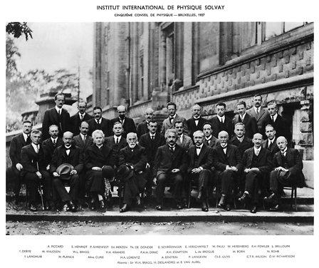 Conseil de Physique 1927