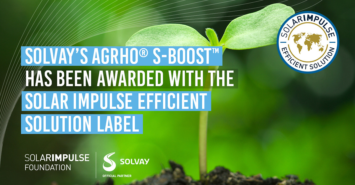 SOLVAY_AGRHO Award banner