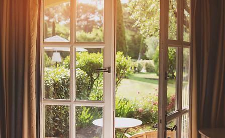 home summer garden