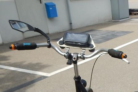 Kreative Köpfe Smarter Lenker - Fahrradlenker