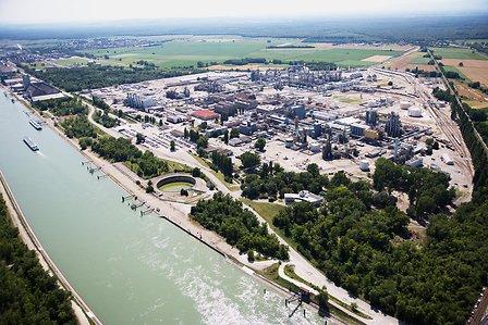 Chalampé plant, France