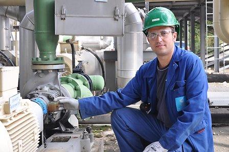 Tavaux plant Energy